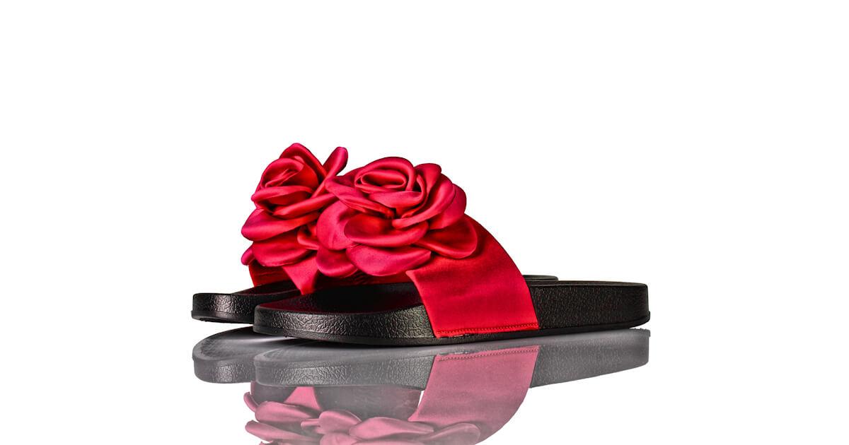 Badeschuhe Rosa Rose Graceland