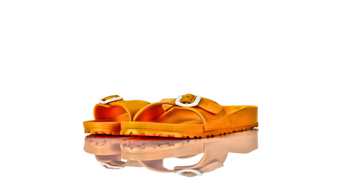 Birkenstock Madrid Eva Orange