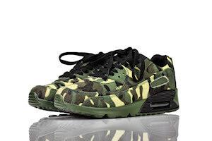 Sportschuhe Camouflage