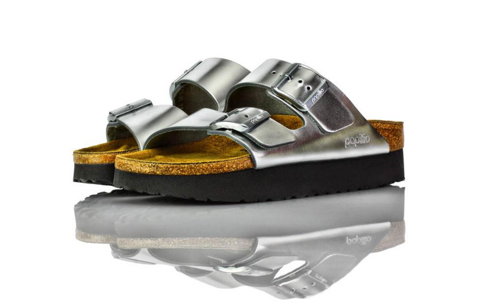 Papillio Arizona Plateau Metallic Silber