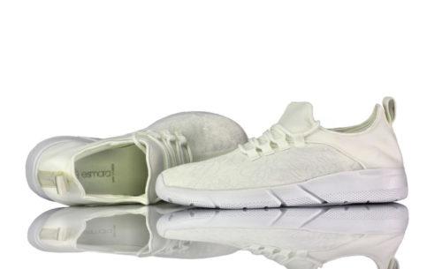 Sneaker Weiß Leuchtend Esmara