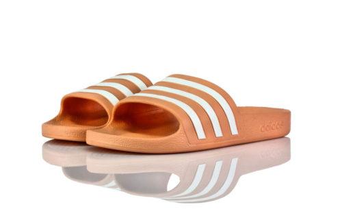Badeschuhe Adidas Adiletten Rosa