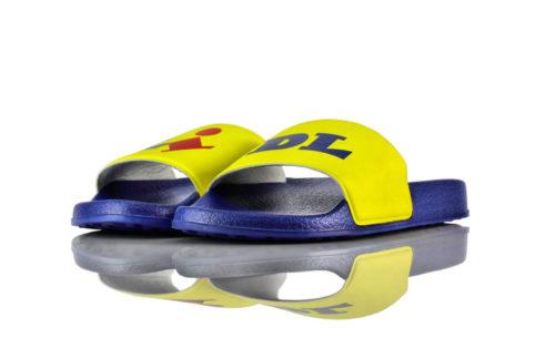 Badeschuhe Blau Gelb Lidl