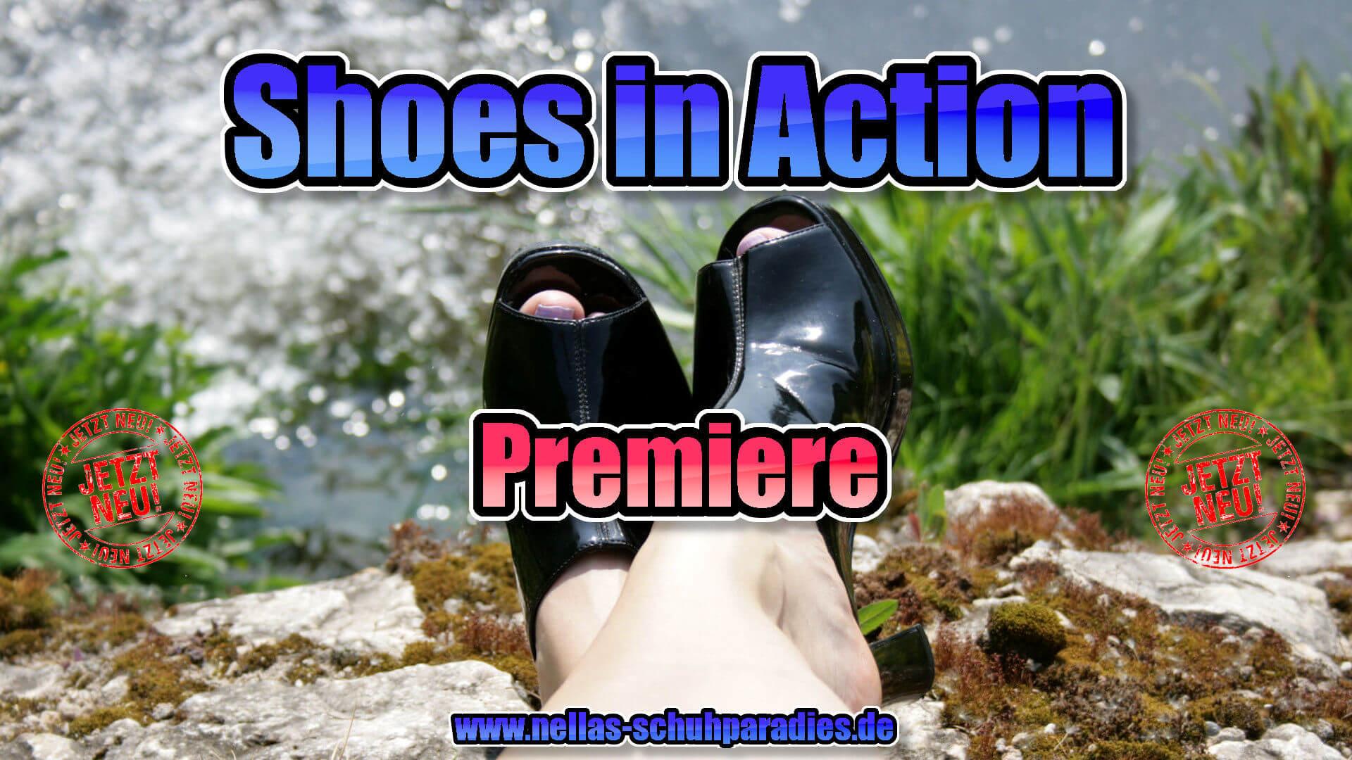 Shoe ins Action Premiere